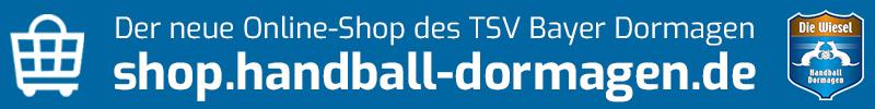 Fanshop TSV Bayer Dormagen